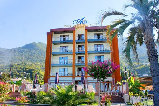 "Отель ""Alex Resort & Spa Hotel"" (Alex Beach Hotel)"