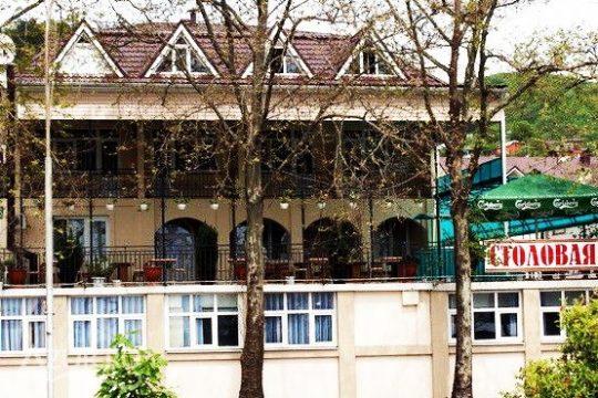 Гостиница «Санта-Барбара» Лазаревское.