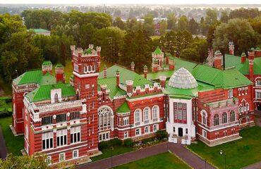 Экскурсии Замок Шереметева