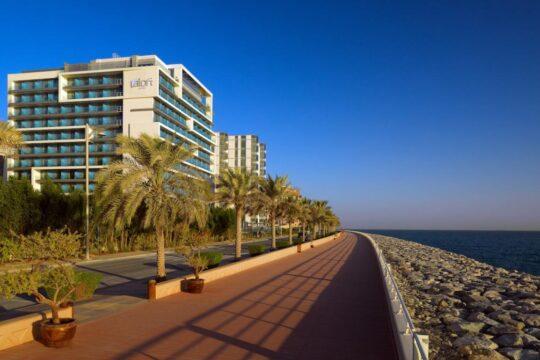 Отель Aloft Palm Jumeirah