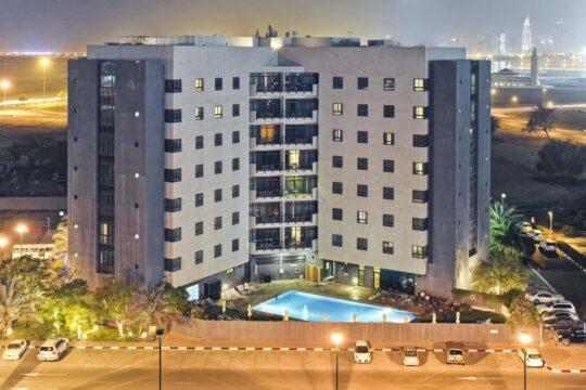 Отель Arabian Park Hotel
