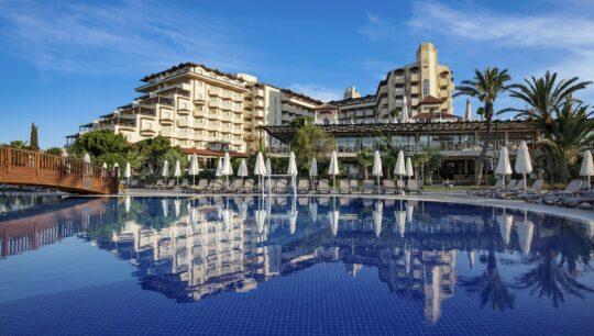Bellis Deluxe Hotel турция отель все включено