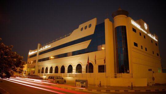Отель в ОАЭ Lavender-Hotel-Sharjah-2