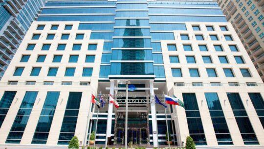 Отели в ОАЭ Marina-Byblos-Hotel
