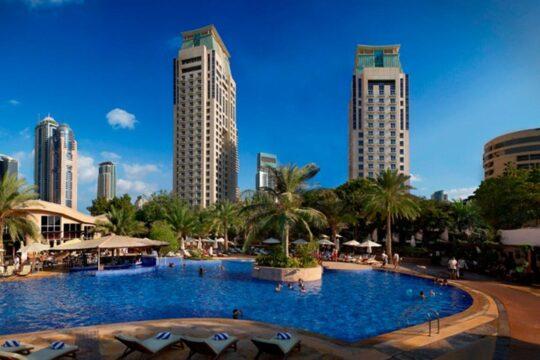 Отель Habtoor Grand Resort & Spa Autograph Collection
