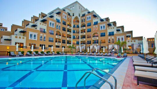 Отели ОАЭ Rixos-Bab-Al-Bahr