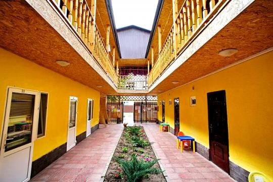Гостиница «Соленый берег»