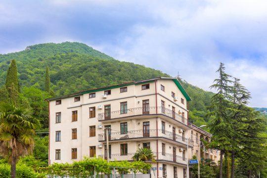 Гостиница «Эллада»